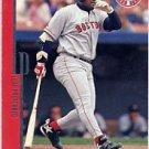 1996 Leaf Preferred #49 Mo Vaughn