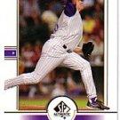 2000 SP Authentic #185 Curt Schilling