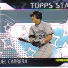 2006 Topps Stars #MC Miguel Cabrera
