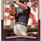 2008 Upper Deck Timeline 8 Chipper Jones