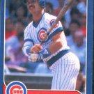 1986 Fleer #363 Ron Cey