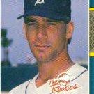 1987 Donruss Rookies #32 Mike Henneman