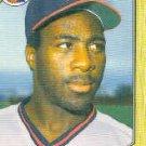 1987 Topps Traded #75T Mark McLemore