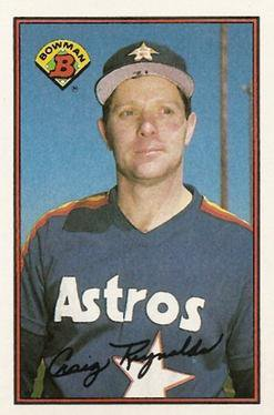 1989 Bowman #328 Craig Reynolds