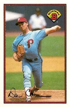 1989 Bowman #392 Don Carman