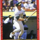 1990 Donruss 185 Mark McGwire