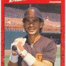 1990 Donruss 465 Benito Santiago