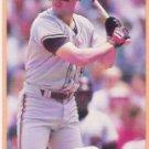 1990 Fleer #54 Will Clark UER