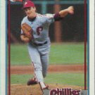 1991 Topps 282 Don Carman