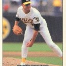 1992 Donruss 469 Curt Young