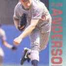 1992 Fleer 196 Allan Anderson