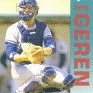 1992 Fleer 226 Bob Geren