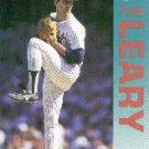 1992 Fleer 235 Tim Leary