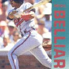 1992 Fleer 351 Rafael Belliard