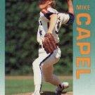 1992 Fleer 429 Mike Capel