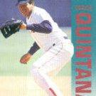 1992 Fleer 45 Carlos Quintana