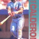 1992 Fleer 475 Ivan Calderon