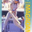 1992 Fleer 510 Dave Magadan