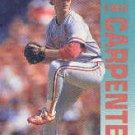 1992 Fleer 575 Cris Carpenter