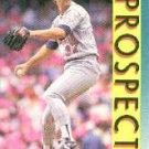 1992 Fleer 667 Paul Abbott MLP