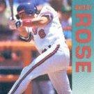 1992 Fleer 68 Bobby Rose