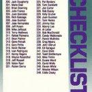 1992 Fleer 717 Checklist 297-397