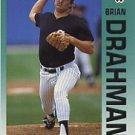 1992 Fleer 77 Brian Drahman