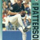 1992 Fleer 94 Ken Patterson