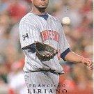 2008 Upper Deck #562 Francisco Liriano