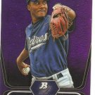 2012 Bowman Platinum Prospects Purple Refractors #BPP60 Keyvius Sampson