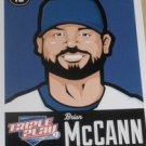 2012 Panini Triple Play #4 Brian McCann