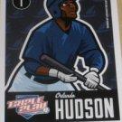 2012 Panini Triple Play #69 Orlando Hudson