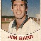 1977 Hostess #83 Jim Barr