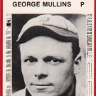 1981 Tigers Detroit News #119 George Mullin