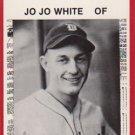 1981 Tigers Detroit News #27 Jo Jo White
