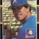 1987 Donruss #78 Dale Murphy