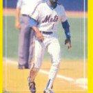 1988 Score 474 Mookie Wilson
