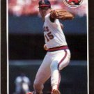 1989 Donruss 136 Kirk McCaskill