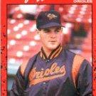 1990 Donruss 377 Gregg Olson