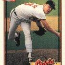 1991 Topps 569 Curt Schilling