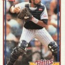 1991 Topps 72 Junior Ortiz