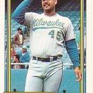 1992 Topps 352 Ed Nunez