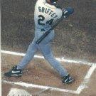 1996 Upper Deck V.J. Lovero Showcase #VJ10 Ken Griffey Jr.