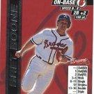 2000 MLB Showdown 1st Edition #32 Bret Boone