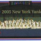 2006 Topps #284 New York Yankees TC