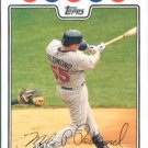 2008 Topps #626 Mike Redmond
