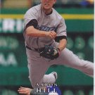 2008 Upper Deck First Edition #30 Aaron Hill