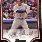 2009 Bowman #157 Jeff Clement