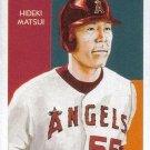 2010 Topps National Chicle #81 Hideki Matsui