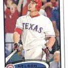 2012 Topps #344 Nelson Cruz